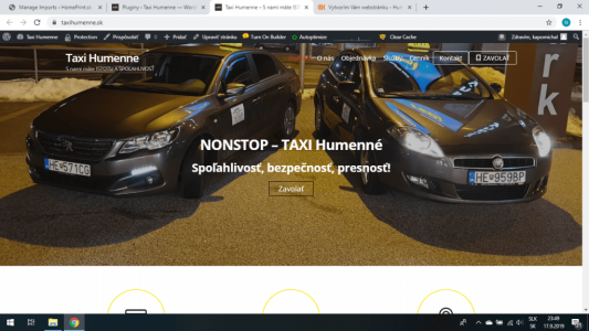 taxihumenne.sk