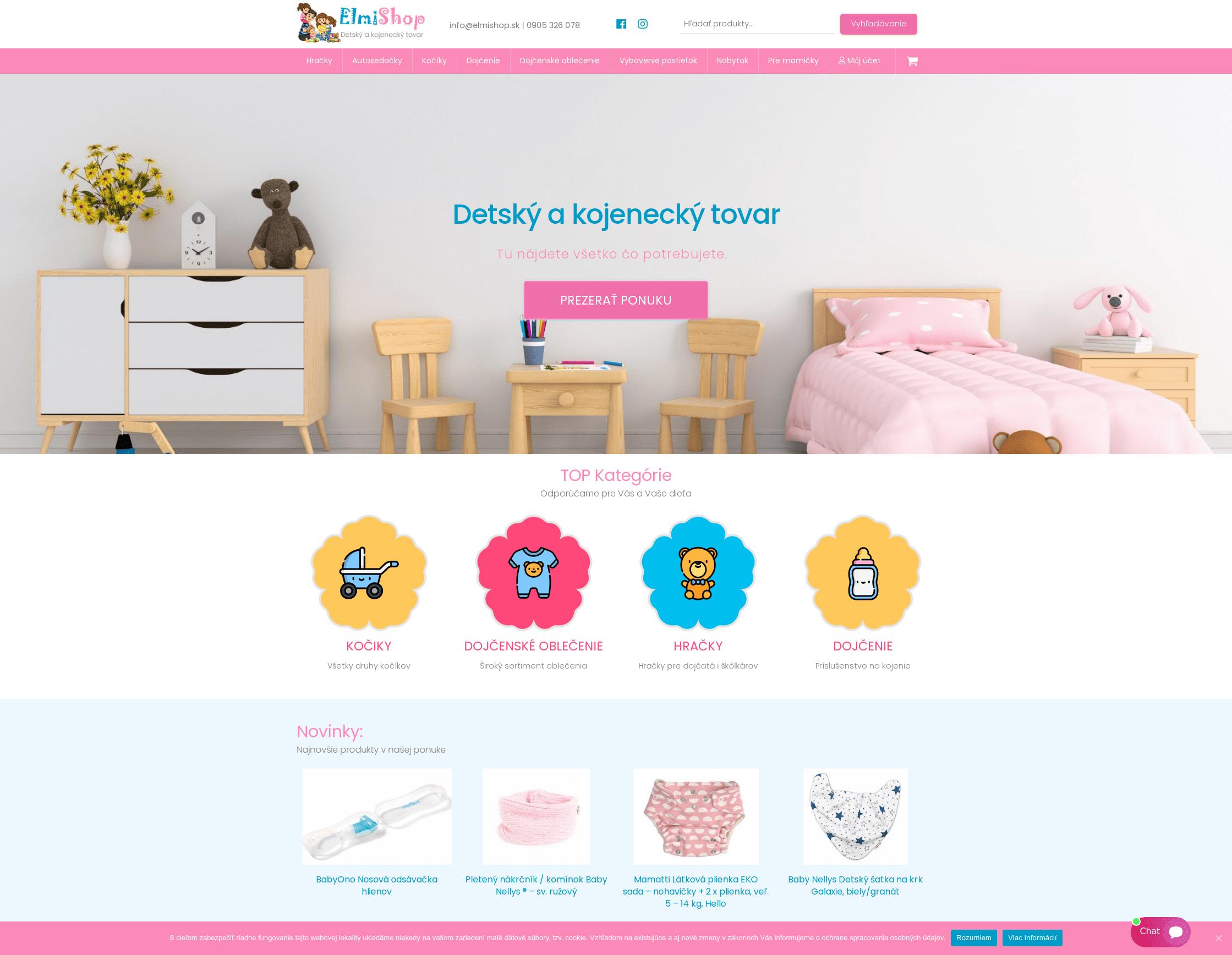 Vytvorenie internetového obchodu, import produktov, vytvorenie loga a reklamy...